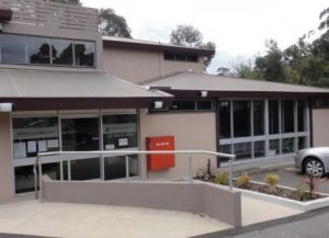 Clinic Front